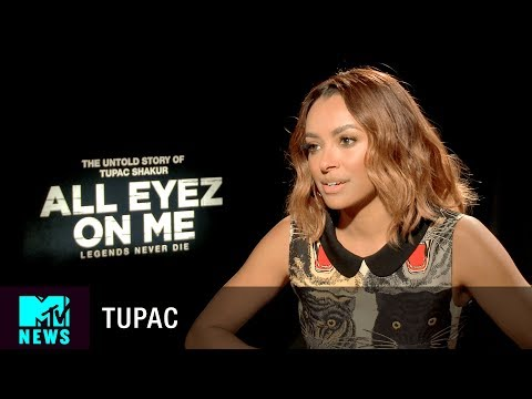 Kat Graham on Jada Pinkett and the Women in Tupac's Life | MTV News