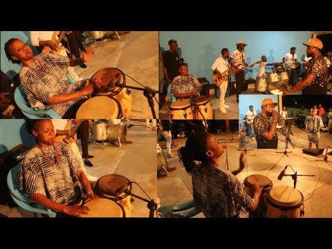 WERRASON : TEST YA HONELI MBONDA A NINGISI LA ZAMBA PLAYA