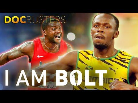 Usain Bolt VS Justin Gatlin   I AM BOLT