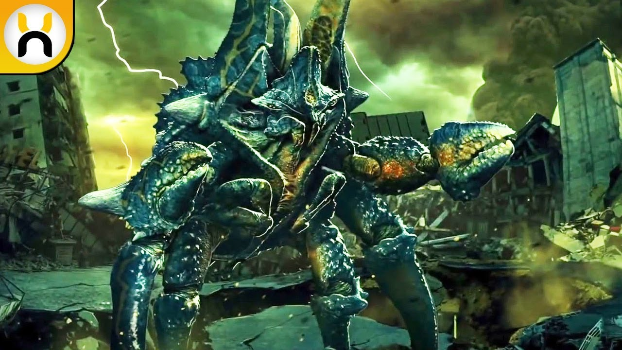 Onibaba Category II Kaiju Explained | Pacific Rim ... Pacific Rim Kaiju Category 2