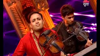 Download Video Sangeet Samrat|Reality Zee Yuva|Abhi Mujh Mein Kahin|Instrumental by Violinist Akshay Soman and Team MP3 3GP MP4