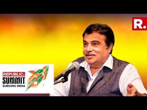 Shifting Gears: Union Minister Nitin Gadkari  Look Ahead To 2019-2024 | Republic Summit 2018