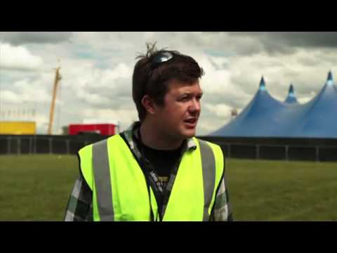 Festival and Concert Cleaning Services provided by Ryans Cleaning