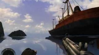 Far Cry Walkthrough: mission 14 - Boat - Realistic - Part 6