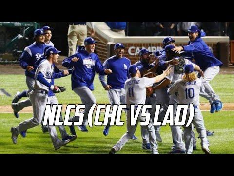 MLB | 2017 NLCS Highlights (LAD vs CHC)