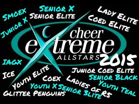 Cheer Extreme Youth Elite 2015 Music