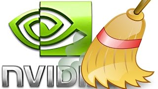 How to CLEAN install and uninstall GEFORCE GTX DRIVERS in easiest and fastest way