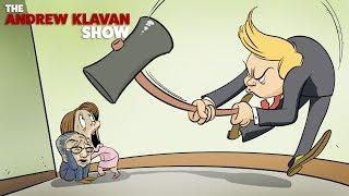 Trump Corners the Left   The Andrew Klavan Show Ep. 707