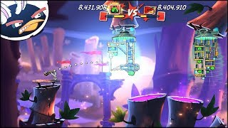 Angry Birds 2 - The Arena #1 (10 battles)