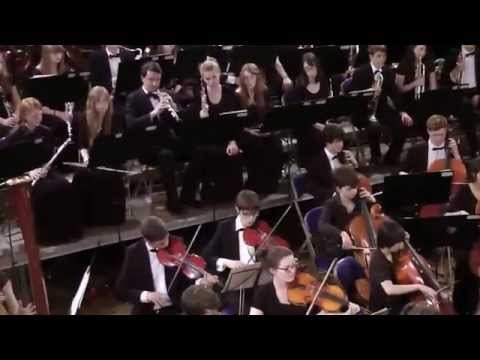 Strauss - Don Juan op. 20. Oxfordshire County Youth Orchestra, 2013.