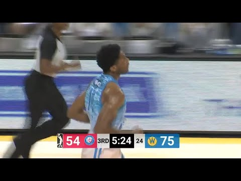 Damian Jones (18 points) Highlights vs. Agua Caliente Clippers