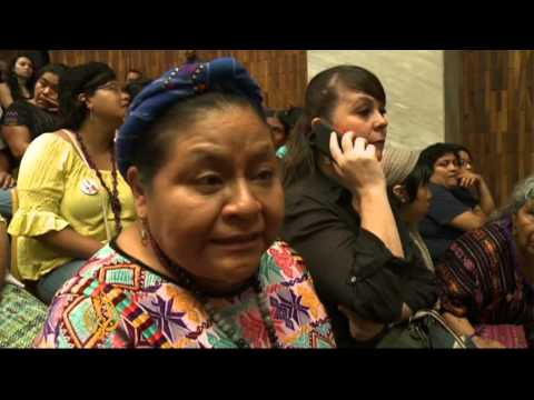 Integrity of Guatemala courts on the line
