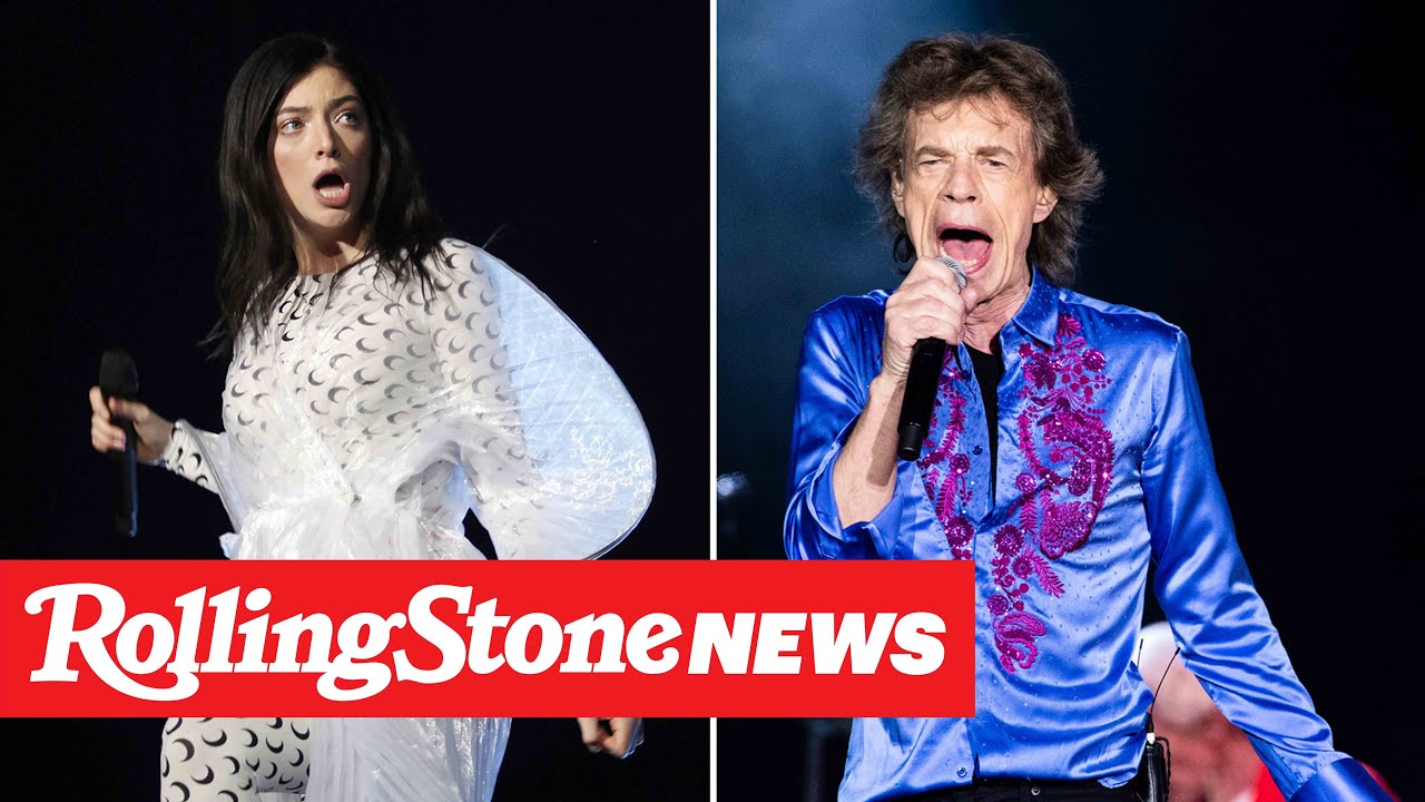 Lorde, Mick Jagger and More Sign Open Letter Demanding Clearance for Campaign Songs 7/29/20