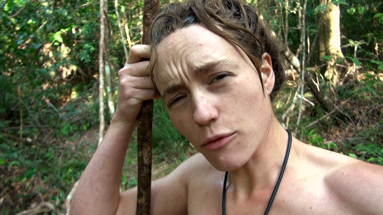Surviving Nakedwith Worms  Naked And Afraid - Youtube-4159