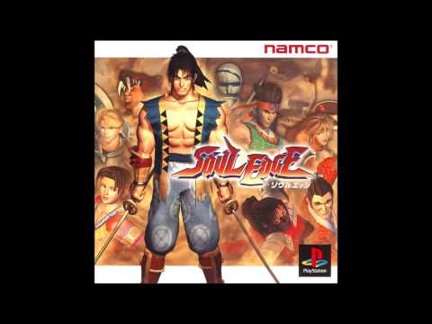 Namco Sound Team - The Edge Of Soul (Soul Edge Opening Theme) - HD