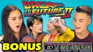 Teens React to Back to the Future 2 (BONUS #105)