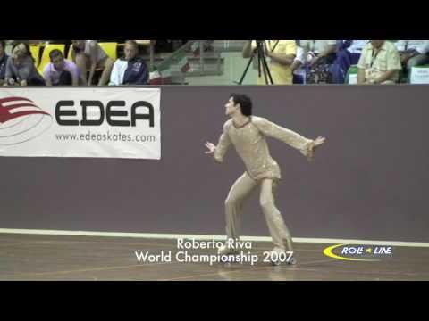 Roller World Championship 2007 - Roberto Riva
