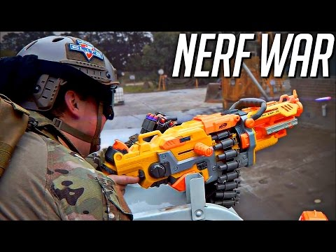 "Thumbnail: ""Truck Attack"" - NERF Combat"
