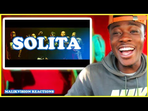 SOLITA IS ADDED TO THE PLAYLIST... Ozuna x Bad Bunny x Wisin x Almighty - Solita REACTION !