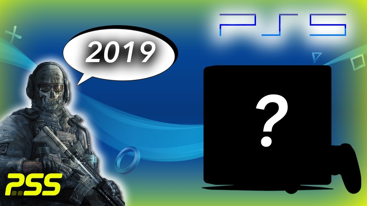 Ps5 In 2019 According To Infinity Ward Job Listing Cod 2019 Is A