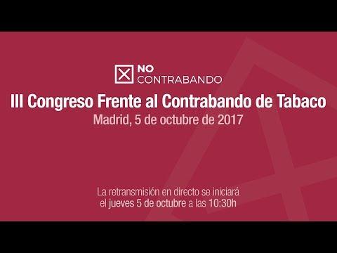 III Congreso frente al Contrabando de Tabaco - ALTADIS