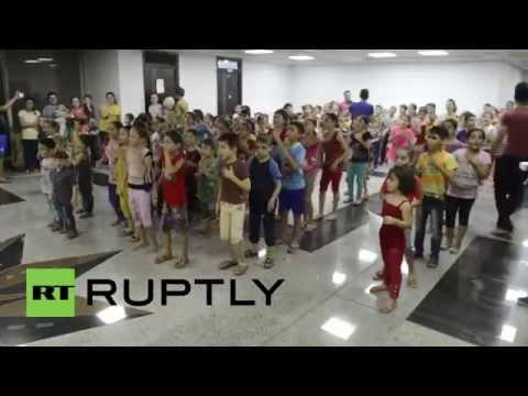 Iraq: Christians celebrate escape from IS in Erbil