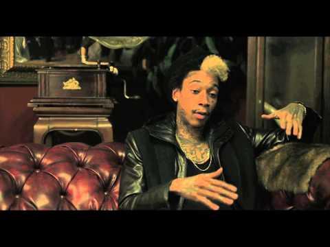 Wiz Khalifa O.N.I.F.C. Track by Track: Rise Above feat. Pharrell, Tuki Carter & Amber Rose