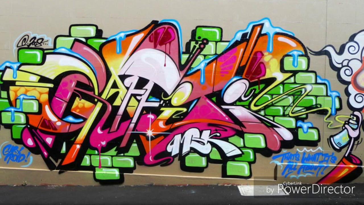 Coole Graffitis Graffiti Kanal