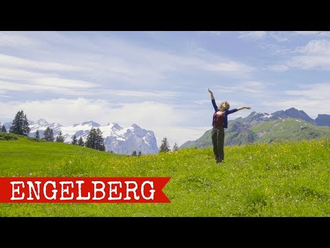 Engelberg | Titlis and Four Lakes Hike (4-Seen-Wanderung) | Obwalden, Switzerland | Travel Video