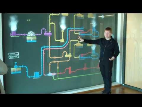 Hellisheidi geothermal power plant, Process explained