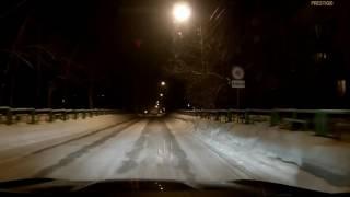 Ночь   Prestigio RoadRunner 555