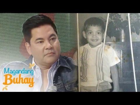 Magandang Buhay: Martin Nievera talks about his childhood