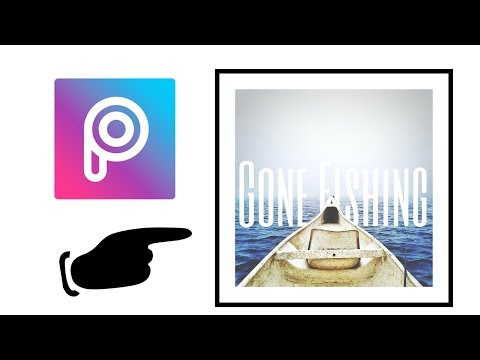 Best FREE Text Editing App For Android! PICSART App (why I Dont Use Phonto Anymore)
