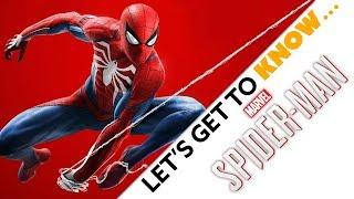 Get to Know... SPIDER-MAN!