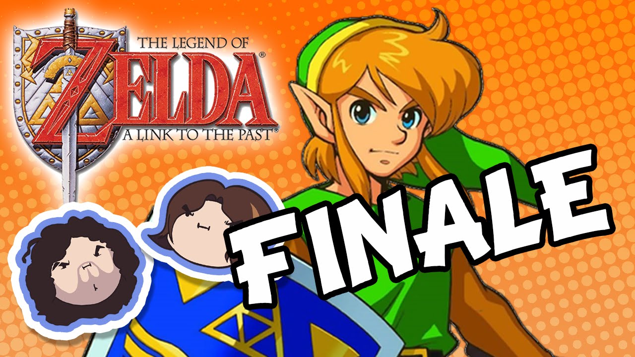 Zelda A Link to the Past: Finale - PART 37 - Game Grumps