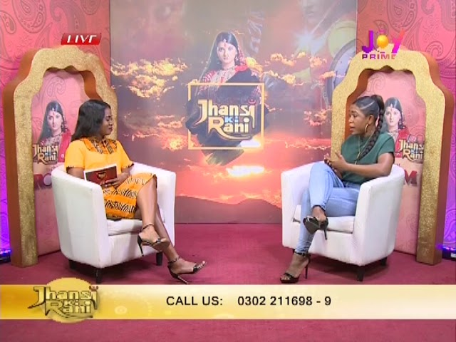 Jhansi Ki Rani Chat Room - Joy Prime (13-7-18)