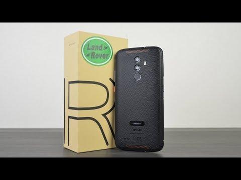 Land Rover D2019 - бюджетный защищённый смартфон с NFC!