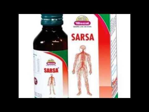 Wheezal Sarsa Syrup