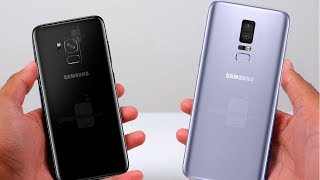 Galaxy S9 and S9+ HUGE NEWS