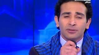 مش باقي مني غير شوية ضي في عينيا ..احمد سعد
