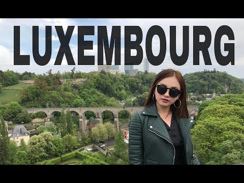 LUXEMBOURG 2018 | VLOG #3