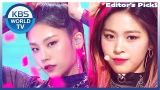 ITZY DALLA DALLA STAGES | 있지 달라달라 무대 모음 [Editor's Picks / MUSIC BANK]