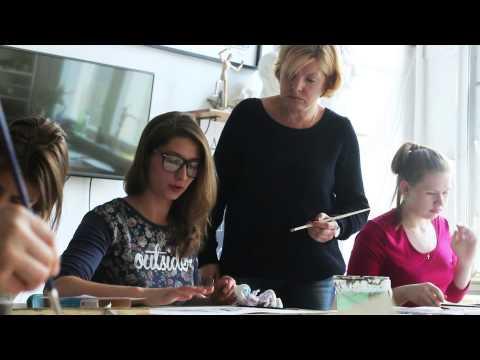 Базовый курс рисования для новичков — kalachevaschool.ru