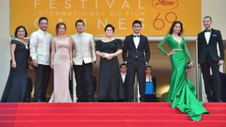 Ma. Isabel Lopez: No intention to steal scene in Cannes