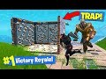 THANOS *TRAP* TROLLING In Fortnite Battle Royale!
