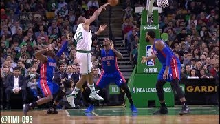 Al Horford 2016/17 Regular Season Passing Highlights