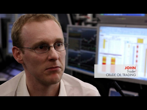 Shell Trading - John, Trader Crude Oil - North Sea | Shell C