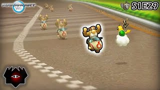 Road to Master - Online Time Trial Lounge [S1E29] - Mario Kart Wii