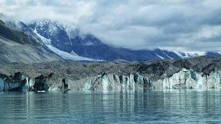 紐西蘭南島大進擊 2012 12 冰河健行 快艇 冰河船