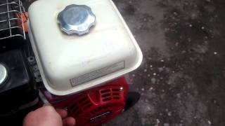 Мотокультиватор с двигателем honda gx 160(, 2015-05-16T07:14:10.000Z)